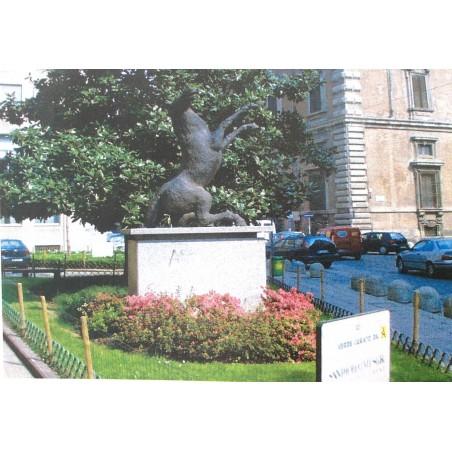 Piazzetta Brera Milano