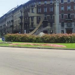 Piazzetta Conciliazione Milano
