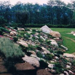 Giardino in Brianza roccaglia