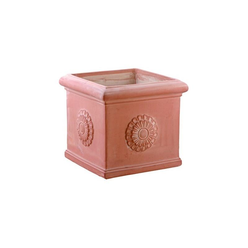 Cubo con Rosone Toscano